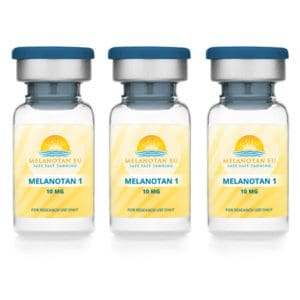 Melanotan 1 – 10mg Vial Triple pack